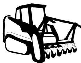 #20 for Draw a cartoon forest mower af andrewsouza
