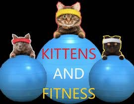 #111 cho T-Shirt Graphic Design - Kittens & Fitness bởi MissSachiko