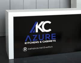 #139 for New Logo ***AZURE*** Rebranding our Kitchen & Cabinet making business by mdkamalkhan995