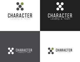 #158 untuk Diseño de logotipo: Character, Leading & Team oleh charisagse