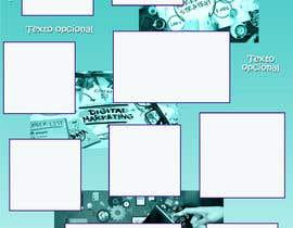 #1 for Diseño - Instagram Puzzle Feed af haudemedina