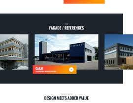 #423 untuk Logo & Webpage design oleh zaxsol
