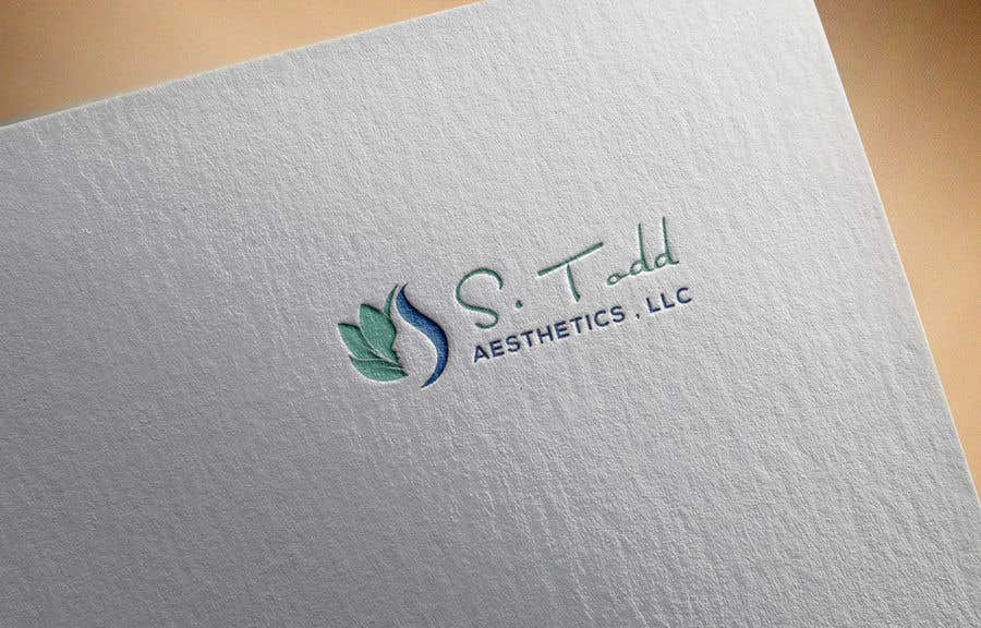 Proposition n°96 du concours Looking for a business logo for an aesthetics med spa. Love this picture of my son and have been using it on business cards etc. Thought a drawing of it might be kind of cool but I'm open to all ideas. Name of the business is S. Todd Aesthetics, LLC