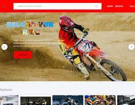 #51 untuk Home page redesign oleh littleboye7877