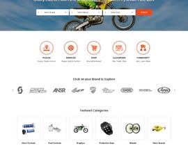 #44 untuk Home page redesign oleh ZephyrStudio