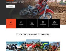 #30 untuk Home page redesign oleh Saeed526