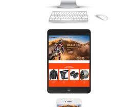 #55 untuk Home page redesign oleh ranjitmaloweb