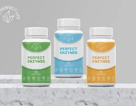 #53 for Supplement Label Design by irenevik