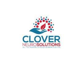 #176 untuk Clover Neurosolutions: Logo & Business Card oleh TanvirMonowar