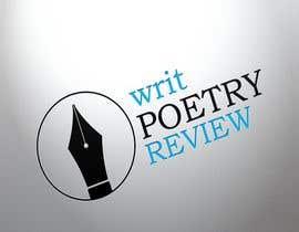 #68 untuk New logo for Writ Poetry Review oleh deepbratt