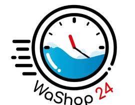 #32 for Logo for Laundry Shop by ensonun