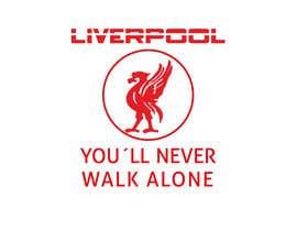 ASGalib2649 tarafından Liverpool takımını anlatacak bir Tişört Baskısı için no 1