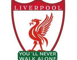 ASGalib2649 tarafından Liverpool takımını anlatacak bir Tişört Baskısı için no 2