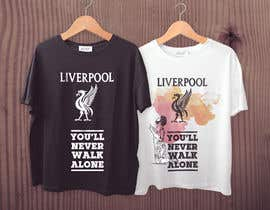 ahmedemir00 tarafından Liverpool takımını anlatacak bir Tişört Baskısı için no 7