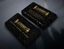 #28 for Luxury Black and Gold Business Card Design for Jewelry website af shorifuddin177