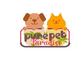 #93 for A logo for Pure Pet Paradise - an online pet retail store by Sophialee4