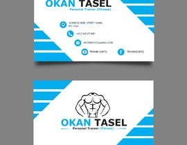 nazma1996 tarafından Need a logo & Business Card design for Fitness Trainer  PT için no 89