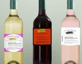 #8 for Design for wine labels af Tja123