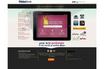 Graphic Design コンテストエントリー #23 for Website Design for MobeSeek - mobile strategy agency
