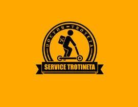 #50 для NEW Logo for electric scooter repair shop от KLTP