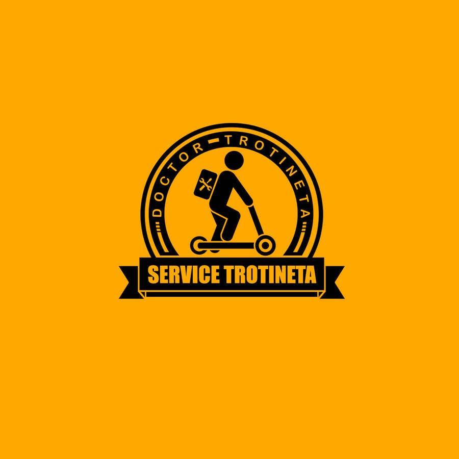 Kilpailutyö #51 kilpailussa NEW Logo for electric scooter repair shop