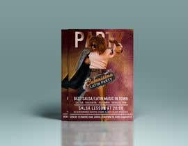Nro 74 kilpailuun Design flyer/poster for salsa events käyttäjältä jahidDUX