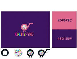 "#171 cho Logo for ecommerce ""OnlineFynd"" bởi Kemetism"