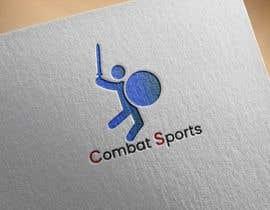 MHdesignBD tarafından Combat sports logo için no 7