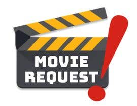 #9 for I need a logo for a website called MovieRequest. The site is about requesting movies af arishazabidin
