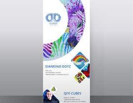 #102 for Banner design for Stand Up vertical roll up banner af yuvnashva