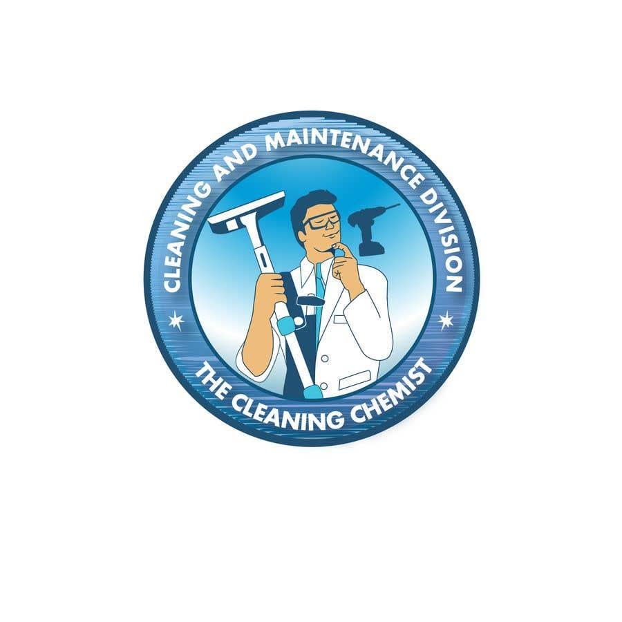 Kilpailutyö #131 kilpailussa The Cleaning Chemist