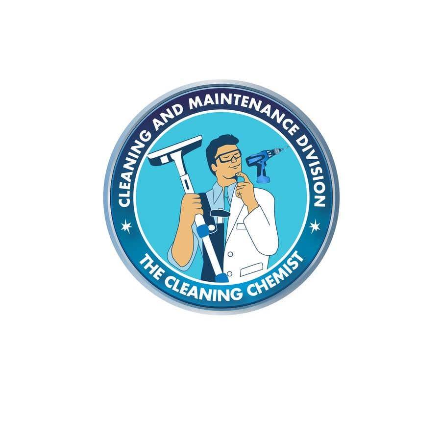 Kilpailutyö #138 kilpailussa The Cleaning Chemist