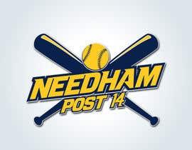 memphiscube tarafından Design a Logo for my baseball team için no 22