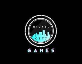 #26 for 3d logo for Nickel City Games af freelancersquad8