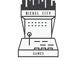 #30 for 3d logo for Nickel City Games af benjafernandez