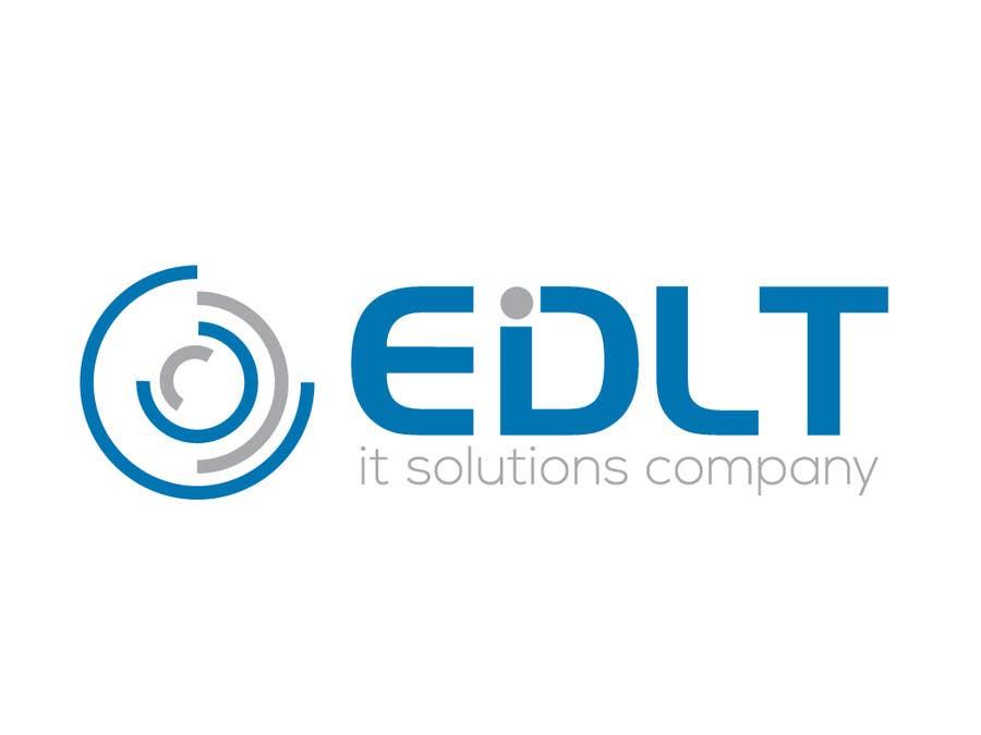 Kilpailutyö #                                        40                                      kilpailussa                                         Logo Design for IT solutions website