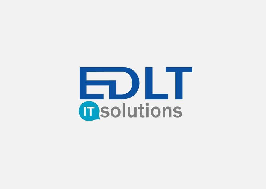 Kilpailutyö #                                        46                                      kilpailussa                                         Logo Design for IT solutions website