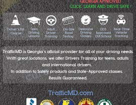 nº 12 pour Advertisement Design for TrafficMD.com Magazine Ad - Full Page Color par krizdeocampo0913