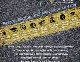 nº 22 pour Advertisement Design for TrafficMD.com Magazine Ad - Full Page Color par krizdeocampo0913