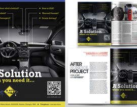 nº 8 pour Advertisement Design for TrafficMD.com Magazine Ad - Full Page Color par JhilikDasgupta