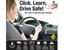 #17 for Advertisement Design for TrafficMD.com Magazine Ad - Full Page Color by Shar0n