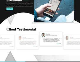 #5 for Design home page for digital marketing agency in psd by saidesigner87