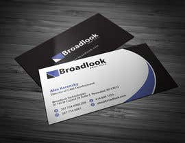 nº 20 pour Business Card Design for a Technology Company par Brandwar