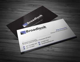 nº 23 pour Business Card Design for a Technology Company par Brandwar