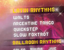 #15 cho Design a Flag Banner for a dance studio called The Rhythm Club bởi emanuelsousaa