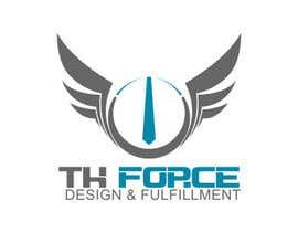 nº 12 pour Design a Logo for TH force - Design & Fulfillment par sintegra
