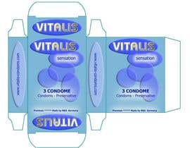 #12 for Print & Packaging Design for condom boxes af mthanhtam