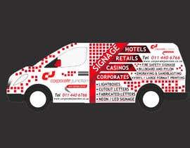 nº 16 pour I need some Graphic Design for vehicle par adilansari11