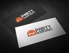 nº 210 pour Logo Design for Party Headphones par afiqahnorizan