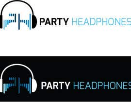 #113 untuk Logo Design for Party Headphones oleh anamiruna